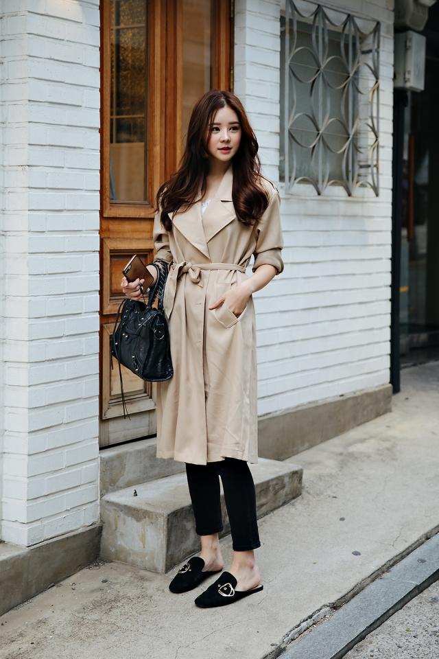 Park Sohyun, Street style women spring 2018 in seoul