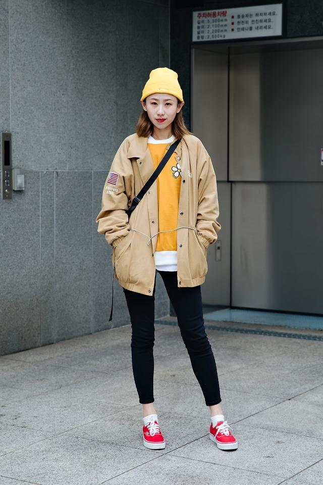 Renee, Street style women spring 2018 in seoul