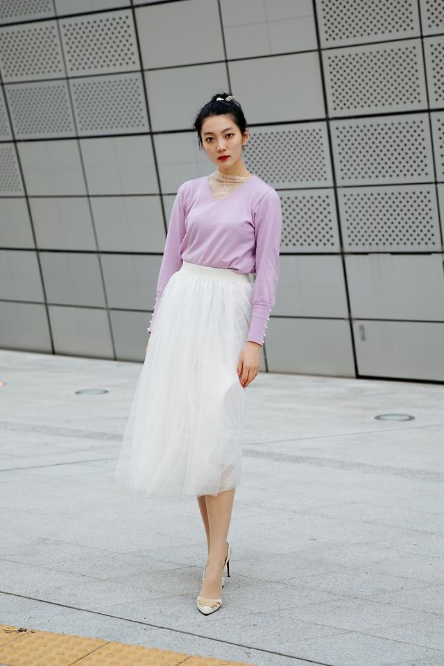 Sim Jihyun, SEOUL FASHION WEEK STREETWEAR WOMENS 2018FW