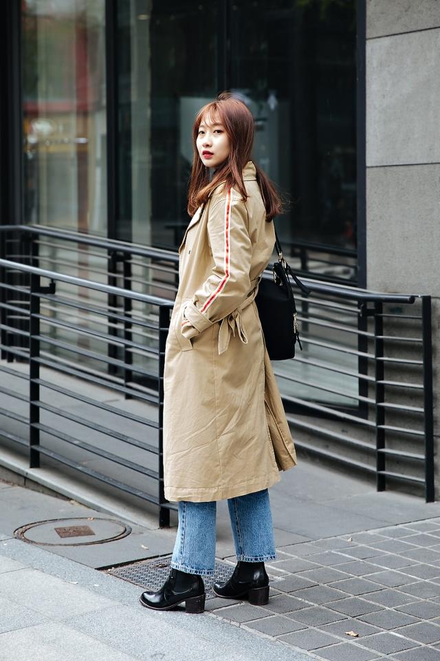 Yang Yang, Street style women spring 2018 in seoul