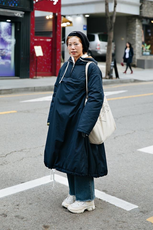Yoshimi mitsuyama, Street style women spring 2018 in seoul