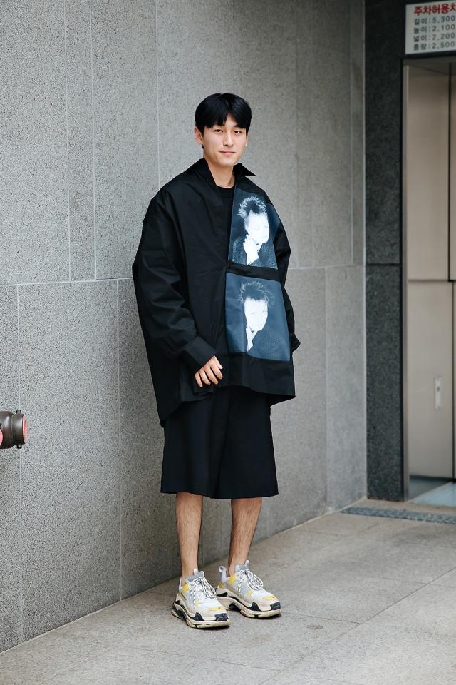 Kim Jisoo, Street style men spring 2018 inseoul