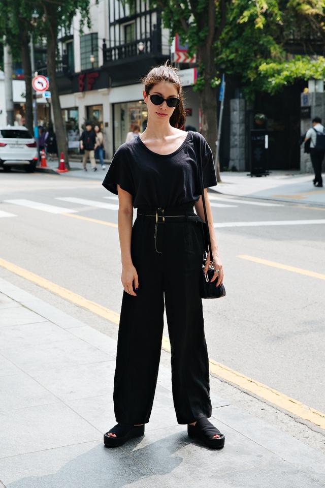 Shanelle, Street style women spring 2018 in seoul