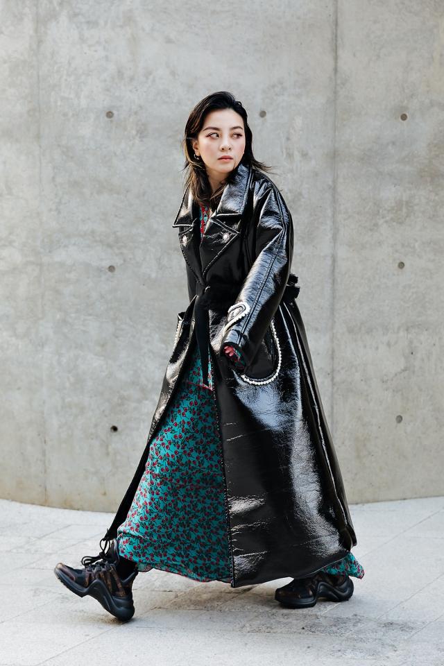 SEOUL FASHION WEEK STREETWEAR WOMENS 2019SS 17