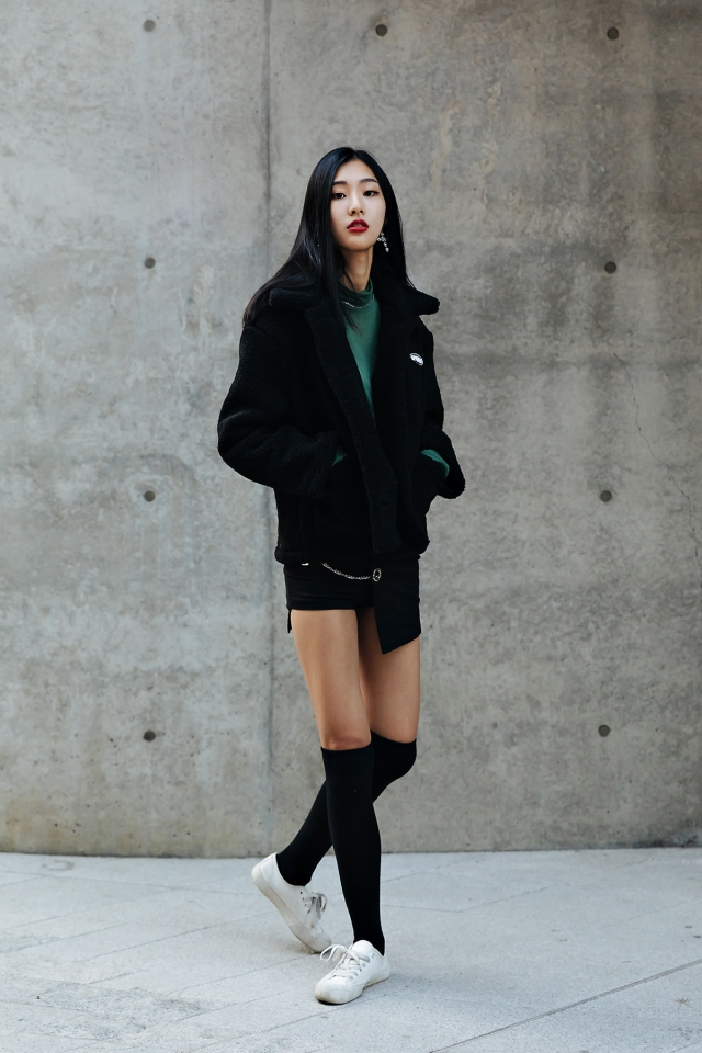 SEOUL FASHION WEEK STREETWEAR WOMENS 2019SS 18