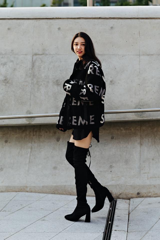SEOUL FASHION WEEK STREETWEAR WOMENS 2019SS 5