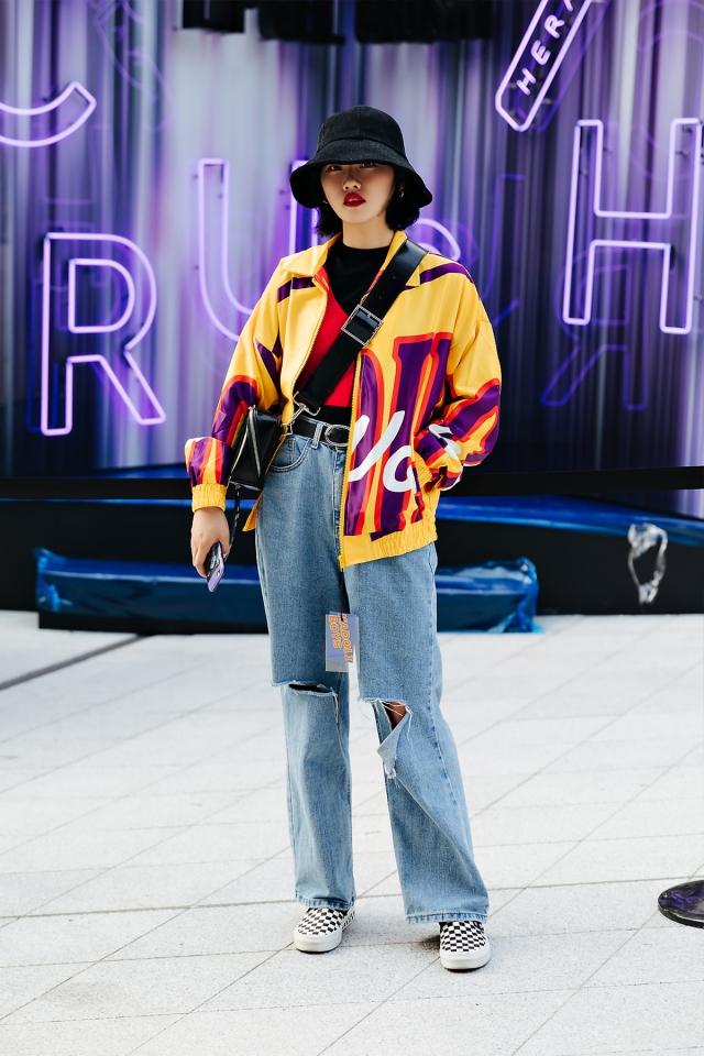 SEOUL FASHION WEEK STREETWEAR WOMENS 2019SS 8