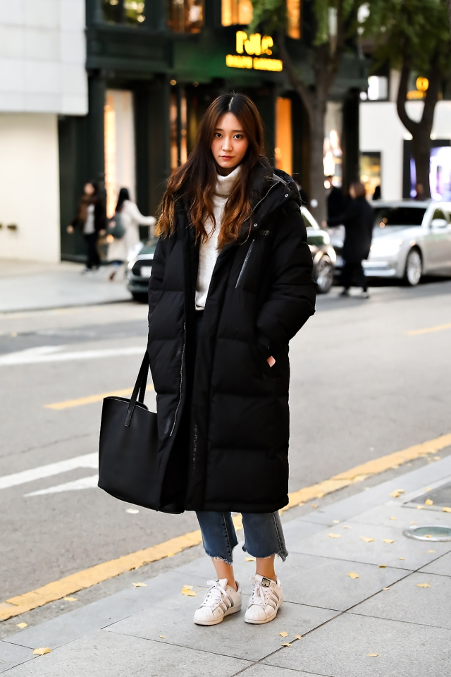Women fall street style last week of october 2018 in seoul 12
