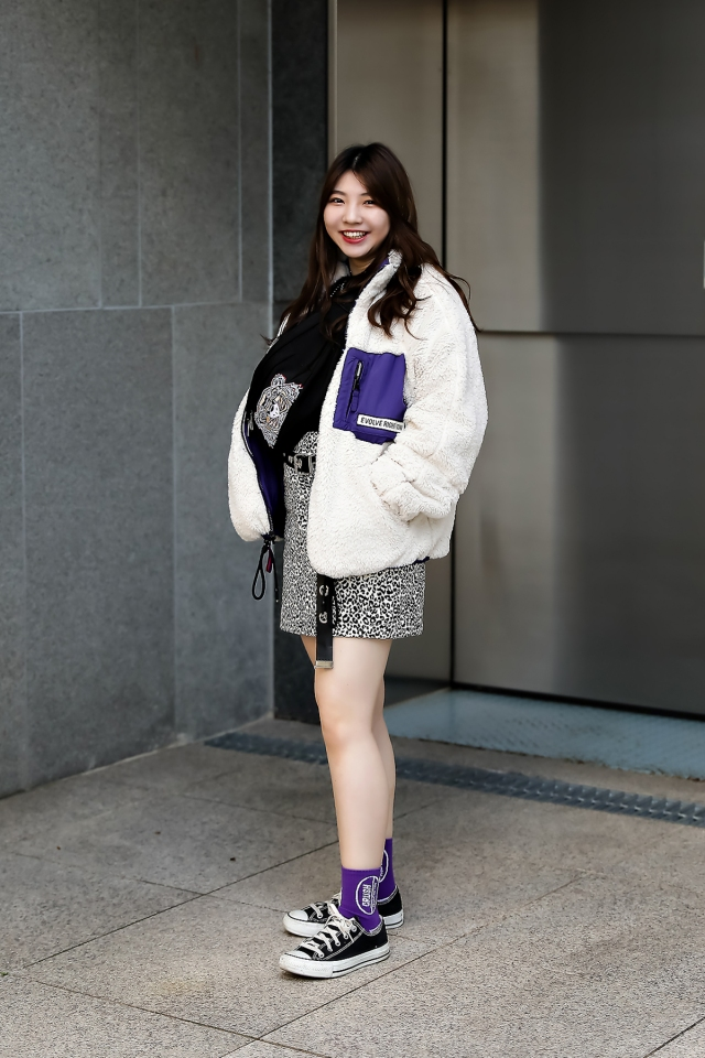 Women fall street style last week of october 2018 in seoul 3