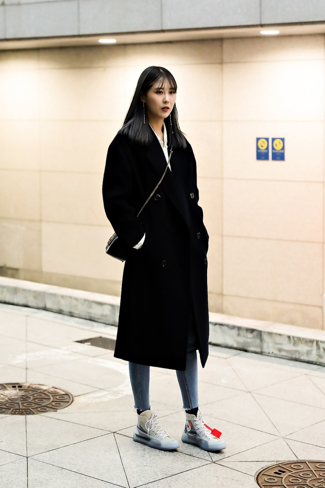 Women fall street style last week of october 2018 in seoul 5